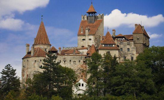 Visit Dracula Castle